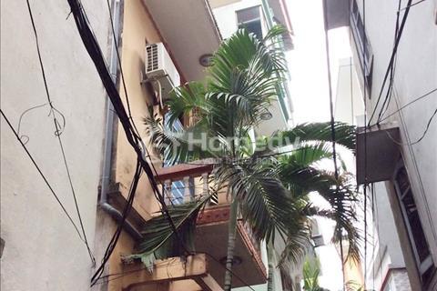 Cho thuê nhà ở ngỗ 296/128 phố Minh Khai, Hà Nội, 3 tầng 1 tum