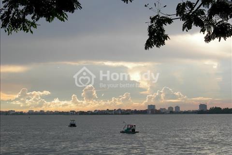 Bán nhà mặt đường Trích Sài, view Hồ Tây đẹp ngất ngây
