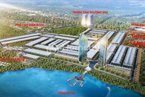 Cần Tiền Bán Gấp lô góc đường 27m, mặt sông 232m2 chỉ 2 tỷ bên FPT Đà Nẵng