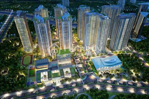 Bán căn hộ chỉ với 600 triệu, căn 2 và 3 phòng ngủ với 4 quảng trường lớn tại Hồ Tùng Mậu