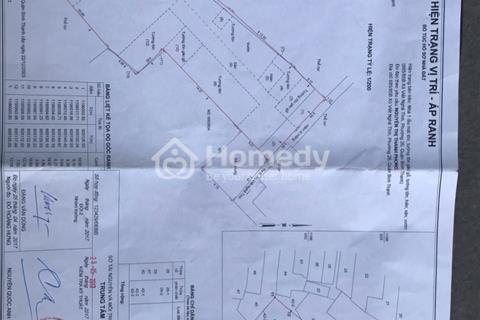 Bán đất thổ cư có sổ hồng riêng phường 26, quận Bình Thạnh