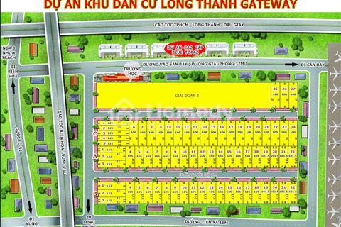 Khu dân cư Long Thành Gateway
