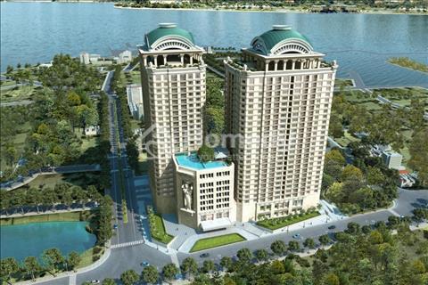 Bán căn hộ 2 phòng ngủ cao cấp chung cư D' Le Roi Soleil Quảng An