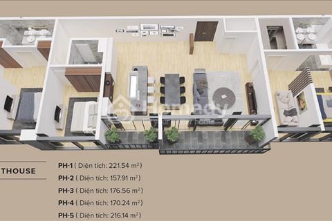 Chủ đầu tư bán căn Penthouse thượng tầng, giá chỉ 29-31 triệu/m2, chiết khấu 6%, trả chậm 2 năm