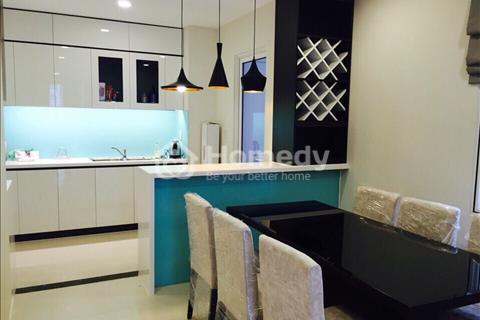 Cho thuê căn hộ 3 phòng ngủ được thiết kế lại 2PN+1 nhà rất đẹp, view hồ bơi, 101m2, siêu tốt