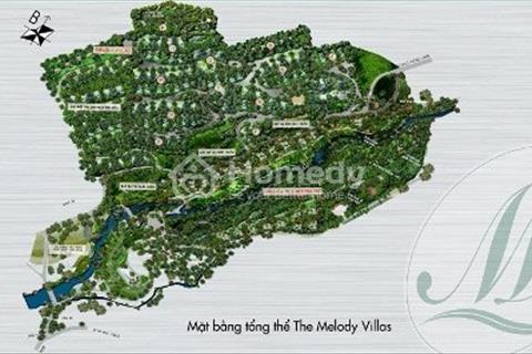 Khu nghỉ dưỡng sinh thái The Melody Villas