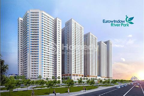 Bán suất ngoại giao liền kề biệt thự dự án Eurowindow River Park - Đông Hội
