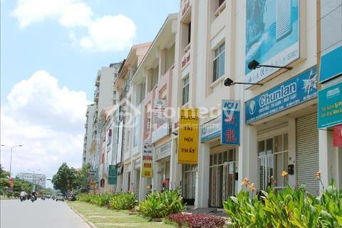 Cần cho thuê nhanh nhà phố mặt tiền Nguyễn Văn Linh, Phú Mỹ Hưng, quận 7