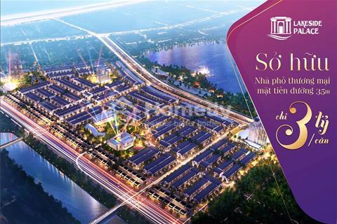 Mô hình kinh doanh Shophouse đầu tiên tại Đà Nẵng, phố Tây giữa lòng thành phố Đà Nẵng