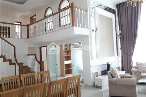 Cho thuê căn hộ Loft-house (2 tầng) cực đẹp Phú Hoàng Anh y hình 100% sát Phú Mỹ Hưng