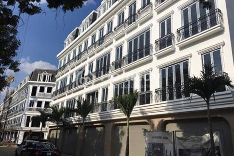 Bán Shophouse Mỹ Đình, The Manor Sông Đà 71m2, 5 tầng, thang máy, tiện kinh doanh, văn phòng