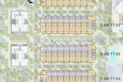 Liền kề Mon street - từ hiện tượng đến khu phố xanh ngát - giá chỉ từ 12.9 tỷ/lô