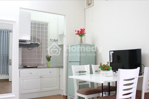 Phòng cho thuê căn hộ studio đầy đủ nội thất, Thái Văn Lung, quận 1