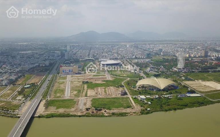 Đất kim cương trung tâm quận Hải Châu, bên cạnh Lotte Đà Nẵng giá 80 triệu/m2 chỉ còn 2 lô
