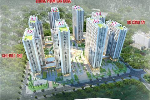 Chỉ 2 tỷ/căn 2 phòng ngủ chung cư An Bình City căn hộ view hồ, nhận nhà ở ngay
