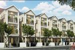 Mẫu nhà ở dự án được thiết kế sang trọng, bố trí không gian xanh giúp cho chủ nhân có một không gian sống thoải mái, thoáng mát.