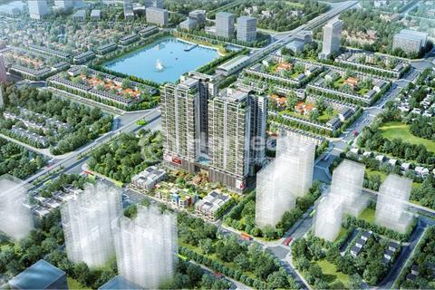 2,3 tỷ sở hữu căn hộ 60m2  khu Tây Hồ, mặt đường Nguyễn Văn Huyên full nội thất, lãi suất 0%