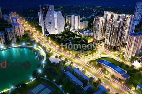Chung cư Trung Hòa - Nhân Chính view công viên hồ điều hòa 13ha, giá 2,2 tỷ/căn