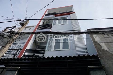 Chính chủ bán nhà 266/43/2A, đường số 8, phường 11, quận Gò Vấp, 4 tầng 3 lầu, giá 3,75 tỷ
