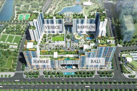 Dự án New City hot nhất thị trường, quận 2, chỉ với  2,3 tỷ có ngay 1 căn ở đây