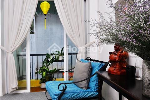 Cho thuê căn hộ số 60 Nguyễn Trãi, quận 1, tầng 4, giá 9,5 triệu/tháng, cọc 2 tháng, nội thất đẹp
