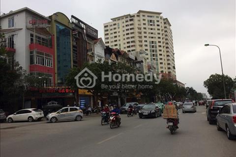 Bán nhà mặt phố Vũ Phạm Hàm, trong khu Trung Yên, Trung Hòa