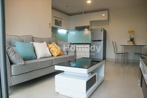 Căn hộ cho thuê Masteri, 1 phòng ngủ, diện tích 56m2, giá 13,5 triệu/tháng