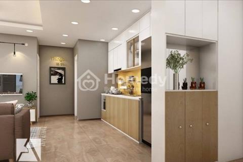 Cho thuê căn hộ khu đô thị Nam Trung Yên, 70m2, sàn gỗ - giá rẻ 8,5 triệu/tháng