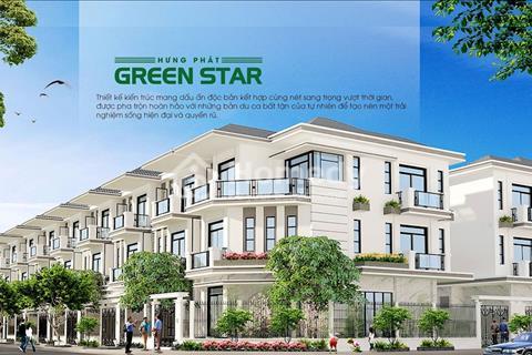 Biệt thự liền kề Phú Mỹ Hưng The Green Star Hưng Phát