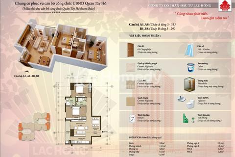 Cho thuê căn hộ gia đình với 02 phòng ngủ, nội thất cơ bản