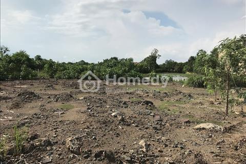 Bán gấp cuối năm đất thổ vườn đường Hà Huy Giáp 215m2, vuông vức, sổ hồng riêng, giá 1,6 tỷ