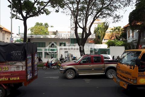 Cho thuê nguyên căn mặt tiền đường Võ Thị Sáu - Phường 7 - Quận 3