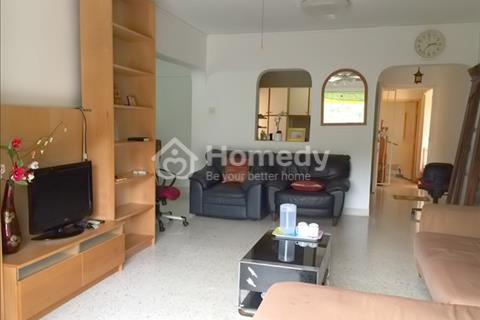 Cho thuê nhà riêng tại Kim Mã, diện tích 32m2, sàn gỗ, full đồ, giá 7,5 triệu/tháng