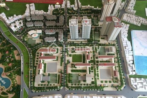 Suất ngoại giao dự án chung cư CT2A Thạch Bàn, diện tích 70m2, vay 70%, 2 phòng ngủ