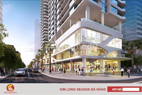 Mở bán giai đoạn một 60 căn hộ condotel trong tổ hợp căn hộ khách sạn Kim Long Season