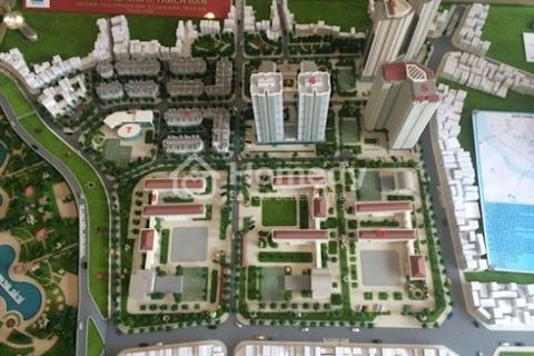 Chủ đầu tư quân đội trực tiếp bán căn hộ chung cư CT2A Thạch Bàn, giá chỉ từ 12,26 triệu/m2
