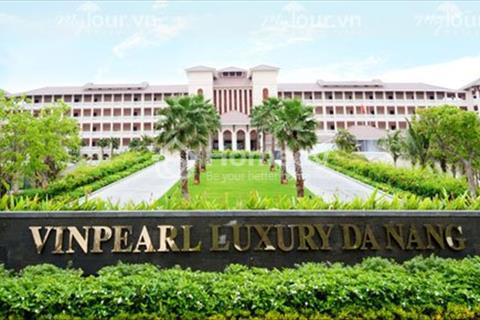 Bán căn Vinpearl Đà Nẵng 1, cam kết lợi nhuận tối thiểu 3,7 tỷ/năm, ngân hàng hỗ trợ vốn 12 tháng