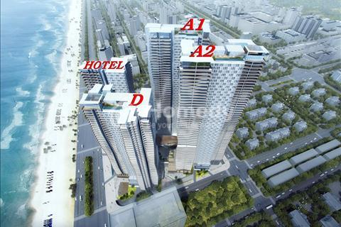 Cần bán căn hộ khách sạn, view biển trực diện biển Mỹ Khê, giá 1,97