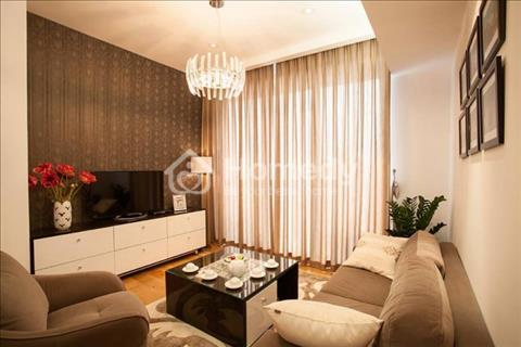 Cho thuê chung cư 54 Nguyễn Chí Thanh, 86m2, 2 phòng ngủ, đủ đồ, giá 18 triệu/tháng