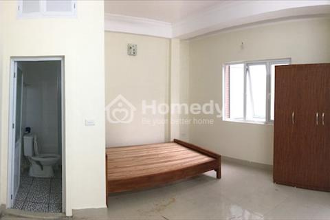 Cho thuê chung cư 35m2 mới hoàn thiện tại Trung Kính