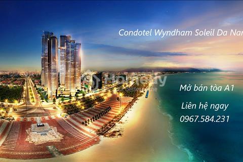 HOT !!! Condotel Wyndham Soleil 5 sao, cơ hội vàng để đầu tư