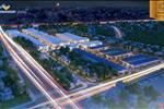 Dự án phố chợ Thắng Lợi Riverside Market do Thắng Lợi Group đầu tư với quy mô 4,6 ha gồm 200 nền nhà phố.