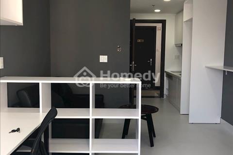 Cho thuê căn hộ studio River Gate, quận 4, nội thất đầy đủ, giá 12 triệu/tháng