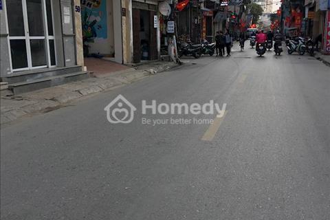 Bán nhà mặt phố Nguyễn Đức Cảnh, diện tích 60m2, mặt tiền 4,5m, giá 7,2 tỷ