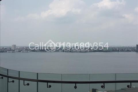 Cho thuê căn hộ chung cư cao cấp Golden Westlake 151 Thụy Khuê, 3 phòng ngủ, 190m2 view Hồ Tây