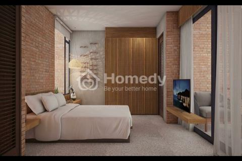 Cho thuê căn hộ dịch vụ đẹp mới xây 100% ngay trung tâm