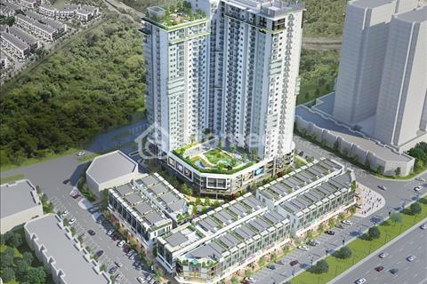 Bán căn 2 phòng ngủ 78m2 Gamuda Gardens, ban công Đông Nam, chiết khấu 3%
