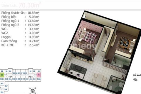 Cho thuê căn hộ chung cư Hoàng Quân, Hóc Môn, B805