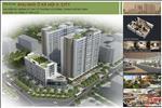 Được đầu tư bởi Công ty cổ phần đầu tư Vĩnh Cát, quy mô diện tích 9.905 m2, bao gồm 2 block căn hộ 18 tầng, 01 block nhà biệt lập 8 tầng, 1 Nhà văn phòng 4 tầng; 476 căn.