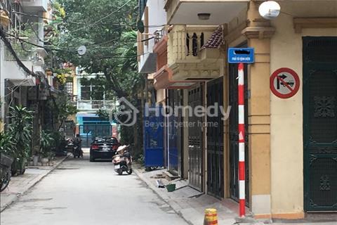 Bán nhà Tô Vĩnh Diện, Khương Trung, Thanh Xuân, Hà Nội, diện tích 50m2, 4 tầng, ô tô vào nhà